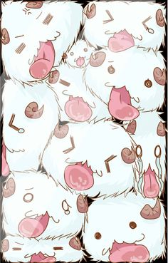 POROs all squished in a box http://www.pixiv.net/member_illust.php?mode=medium&illust_id=40966785
