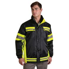 Show details for High Visibility Spark Jacket