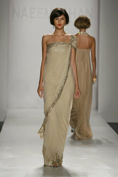 modern WEDDED TWIST: Naeem Khan
