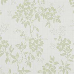 Vera tapet - ljusgrön - Sandberg Tyg & Tapet Scrapbook Paper, Scrapbooking, Sweet Home, Tapestry, Wall Art, My Favorite Things, Rugs, Wallpaper, Flowers