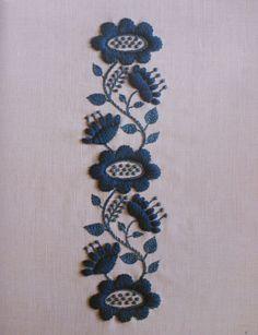 """Gallery.ru / Фото #8 - Yumiko Higuchi """"Wool Stitch Embroidery"""" - dioanna"""