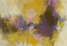 How to paint abstract art in pastel