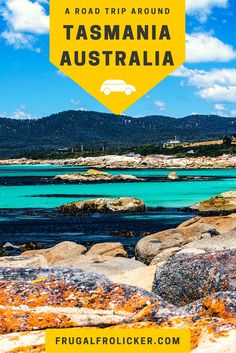 A Tasmania Road Trip. #travel #australia #tasmania / / / / / Check out more travel photos and blog posts on my travel blog, frugalfrolicker.com