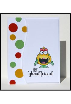 Silly Monsters 2 by Your Next Stamp