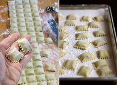Homemade Ravioli Recipes With Savory Fillings (PHOTOS)#slide=1590069#slide=1590069#slide=1590069