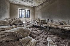 Die verlassene Kaserne - tec-lens pictures