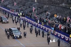 Trump's inauguration.  Where are the people? Trump and his press sec. very upset about this real picture. You are not supposed to re-post it