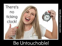 Are you a Dating teen? Here are 3 ways to be untouchable. There is NO ticking clock! By @Bethany Shoda Shoda Jett