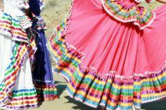 Ballet Folklorico Dresses
