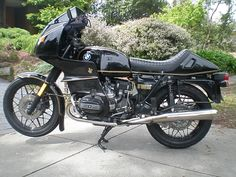 BMW R100RS Sport Touring Motorcycle R100 RS www.nydesmo.com