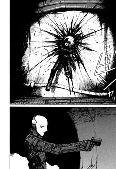 Blame! 65: The Edge of the City at MangaFox.me