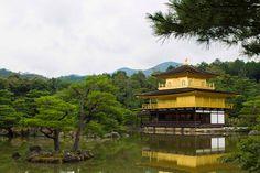 Kinkakuji golden temple — Photo by LN (https://www.facebook.com/ln.rouze/)