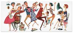 feestje vintage - Google zoeken