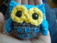 Itty Bitty Owl ☺ Free Pattern ☺