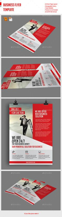Corporate flyer template Flyer template, Flyers and Templates - coupon flyer template