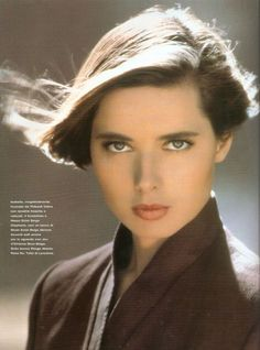 25+ best ideas about Isabella rossellini on Pinterest ...