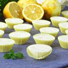 Easy lemon fat bombs (low-carb, keto, paleo, dairy-free, vegan)… – recipes from pins Ketogenic Recipes, Paleo Recipes, Low Carb Recipes, Cooking Recipes, Ketogenic Diet, Cheese Recipes, Fat Bombs Low Carb, Low Carb High Fat, Aip Fat Bombs