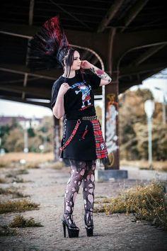 STREET TOYS AUTO Inc. Punk Girls, Cabaret, Gothic Beauty, Latex, Most Beautiful, Steampunk, Witch, Alternative, Cosplay