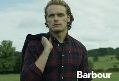 Sam Heughan , Borbour collection