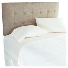 Found it at Wayfair - Humble + Haute Tate Upholstered Headboard in Beige