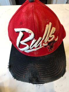 705fa4f36ec Chicago Bulls cap distressed cool bulls nba bulls nba cap cistressed chicago  bulls