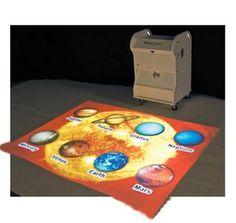 Bilde av Omni Illusjoner bordplaten og gulv mobil Space, Pictures, Floor Space