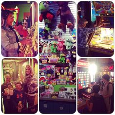 The Great Canadian Midway is fun for ALL ages!! 300+ arcade games for big and small, plus 2 redemption booths for a vast selection of prizes to redeem your tickets for. We have 2 large levels of space jammed with both older favorites and new additions always arriving. Come in and check us out on your next visit to Clifton Hill. http://www.cliftonhill.com/attractions/great-canadian-midway #CliftonHill #NiagaraFalls