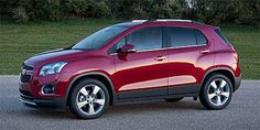 2016 Chevrolet Trax Vehicle Photo in Creve Coeur, MO 63141