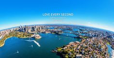 Sydney in Summer, Love Every Second