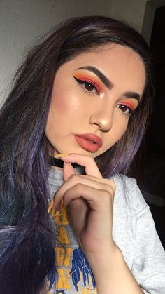 // Pinterest naomiokayyy Makeup Eyes Beauty Brows