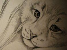 Leopard Baby by Debber