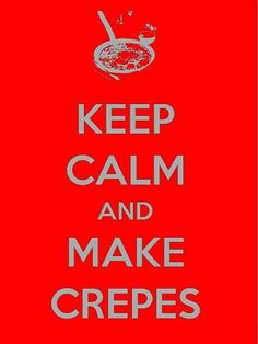Chandeleur is coming up in France.  Learn all about crepes on February 19th at Gretchens.