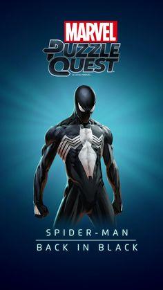 Spider-Man Back In Black Poster-01