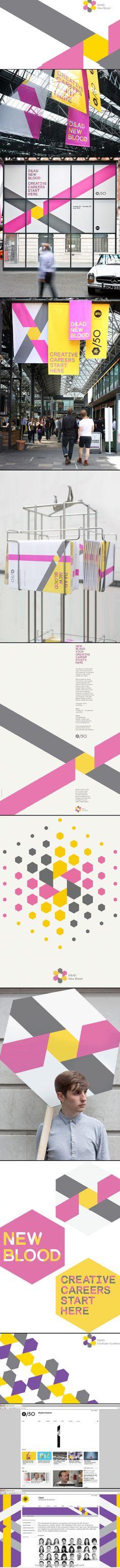 Identity / d&ad  ihnynotes: color pops                                                                                                                                                                                 More