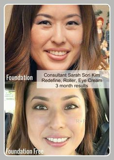 This is why so many LOVE Rodan + Fields! REAL Results from REAL People!! After 3 short months, Sara is foundation & looking younger than before!  Now what do you say? Want to give it a try? ~ 2 Months/60 Days Risk FREE!!! ~ If you aren't happy with your results than simply return the products to get your money back; no questions asked!! ~ So are you ready to REDEFINE your skin and stare having the best skin of your life?... ~ Message me to find out the specials #turnbacktheclockdaly…