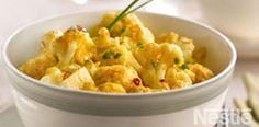 Coliflor al curry #recetas #nestlecocina