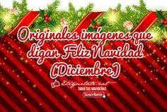 Banco de imágenes que digan Feliz Navidad para compartir   VER EN ░▒▓██► http://etiquetate.net/banco-de-imagenes-que-digan-feliz-navidad-para-compartir/
