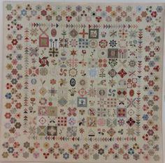 Stonefields Quilt ENG | Patchwork / Applicatie | Petra Prins Patchwork