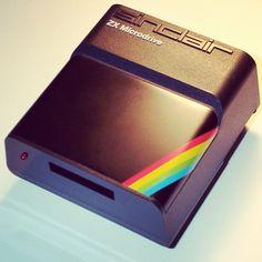 ZX Spectrum micro drive