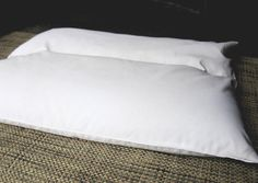 Have you ever wondered why buckwheat hull pillows are so expensive? I have seen them starting at $55 and up! Don't want to spend that much on a pillow? Why not make your own? We have designed a ...