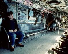 Junkyard subway, circa 1980s... though not far off from what the running cars looked like at the time(Photo by Steven Siegel)