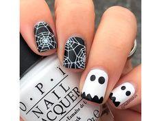 Halloween Nail Designs, Halloween Nail Art, Halloween Ideas, Halloween Office, Women Halloween, Halloween Recipe, Halloween Projects, Costume Halloween, Halloween Decorations