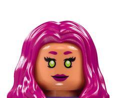 LEGO STAR FIRE HEAD (series 2)