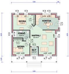 80 négyzetméteres ház terv - Google keresés