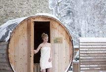 Curia - infra red sauna