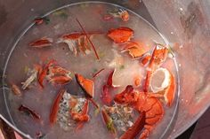 Poor Man's Lobster Bisque dinner tonight! Home Recipes, Fish Recipes, Baby Food Recipes, Poor Mans Lobster, Lobster Bisque, Soup And Sandwich, Everyday Food, Dinner Tonight, Soup And Salad