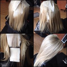 Pin by Ellie Hoffman on Hair Ice Blonde Hair, Platinum Hair Color, Corte Y Color, Hair Color For Women, Gorgeous Hair, Beautiful, Pinterest Hair, Hair Highlights, Platinum Blonde Highlights