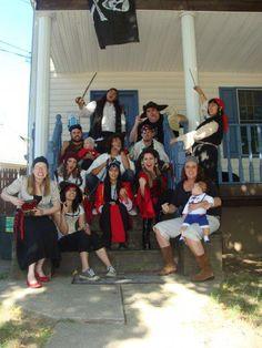 International Talk Like a Pirate Day  September 19th
