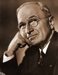 Harry S Truman (May 1884 – December an American politician who served as the US President assuming the office upon the death of Franklin D Roosevelt during the waning months of World War II. All Us Presidents, Presidents Wives, Greatest Presidents, American Presidents, American History, Kid President, Franklin Delano, Harry Truman