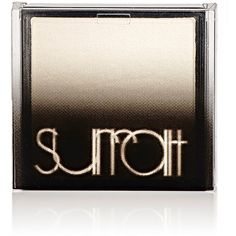 Surratt Women's Artistique Eyeshadows ($20) ❤ liked on Polyvore featuring beauty products, makeup, eye makeup, eyeshadow, tan, eyeshadow brushes, palette eyeshadow, eye shadow brush and shadow brush